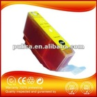 Compatible Ink Cartridge for PIXUS MG6130,Canon BK/C/M/Y/GY, BCI-326,BCI326, BCI326 Y