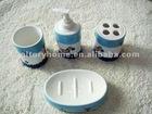Fashional ceramic bath set, home decoration