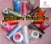 many kinds of embroidery thread