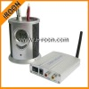 BM-0331 2.4G wirelss Hidden camera and receiver, built in microphone for audio monitoring