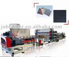 PP PE thick board extrusion machine