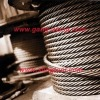galvanized and ungalvanized steel wire rope