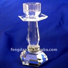 crystal candle holders ,K9 material ,many size,50pcs as the minimum order