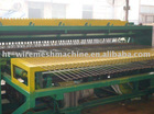 Full automatic stainless steel welded wire mesh machine(in roll)
