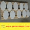 Natural White Marble Plate