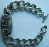 cross floral bracelets 80613#