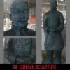 ancient figure sculpture,Terracotta Warriors