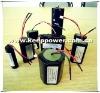 KeepPower lithium lipo polymer lifepo4 battery pack customization