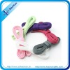 custom flat elastic shoelace for wholesale