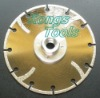 Saw Blade: Electroplated Diamond Cutting Blades