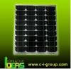 50W 18V Adjusted Portable Folding solar panel