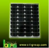 50W 18V Adjusted Portable Folding solar panel