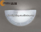 2012 Hottest half round wall light