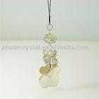 crystal glass jewelry