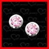 jewelry manufacturer 2012 fashion earrings with cz
