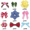 decorative polyester satin ribbon, bow