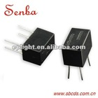 Pure resistor Analog optoisolator for Volume Control