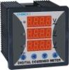 SCD914Z-7X4-3U 72*72 digital voltmeter 220v