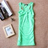 sleeveless camisole wonmen tanktop fashion vest