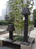 Rattan Solar Outdoor Garden Light (YG-R-A1)