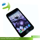 "Hotsale Cell phone 5"" Android 2.3 WCDMA/GSM 3G Dual SIM Capacitive touch"