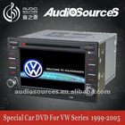 "6.5"" touch screen special in car entertainment dvd player for VW series(1999-2005)"