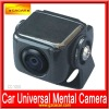 2012 Hot Universal mental reverse cameras for cars with super night vision and wide angle and 100% waterproof