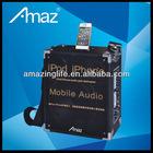fiber speaker box