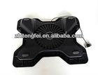 2012 Top sale new adjustable USB laptop cooler pad