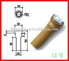 Chicken Rubber Finger Whlift Rubber Components