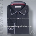 2012 Latest Men's fashion woven shirt
