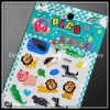 Bubble Sticker For Kids
