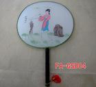 2011 chinese silk dancing fan