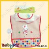 Eco-friendly EVA bib/PEVA bib/ print EVA bib