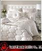 luxury 3d ruffled bedding set