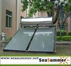 Integraive Flat panel solar water heater SP-F 260L/250L