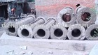 Rotary-type Concrete Pipe Machine