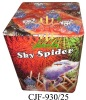 Chinese Sky Spider Fireworks