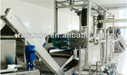 fried peanut production line (manufacturer) /fried chicken equipment