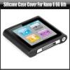 Silicone Sleeve for Apple ipod Nano 6 6G 6th,YHA-IP119