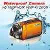 Professional Waterproof Digital Camcorder with 16MP and 3.0 inch TFT Screen High definition (DW-HD-A95)