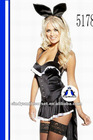 2012Newest girl sexy party costume, bunny girl cosplay uniforms5178