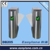 fast safe high quality stainless steel flap barrier gate access control turnstile