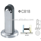 2011 Prefect stainless steel door stopper made of AISI 304 stainless steel solid casting with S/S finished