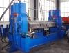 W11s Hydraulic Upper Roller Universal Rolling Machine