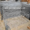 Galvanized welded gabions