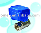 Mini Electrical ball Valves