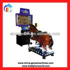 Original IC board Stimulator Racing Game machine Horse riding game machine