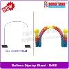 B407 Heart Wedding balloon arch