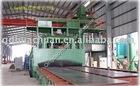 Vertical Steel Plate sand blasting machine